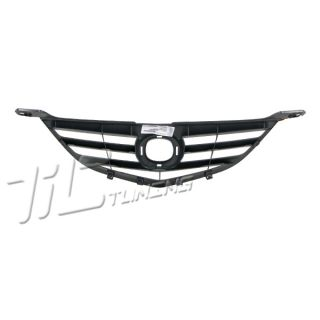 2004 2006 Mazda 3 Mazda3 4DR Sport Grille Grill New Front Body Parts