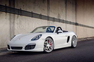 """20"""" Avant Garde M510 Concave Wheels Rims Fits Porsche 981 Boxster s Spyder"""