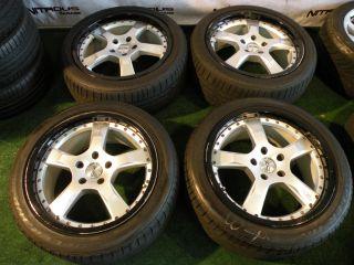 20 oz Racing Wheels Porsche Cayenne Turbo GTS s Audi Q7 VW Touareg Tires HRE 22