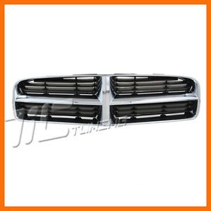 2006 2009 Dodge Charger SE SXT R T Grille Grill New Front Body Parts