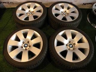 "18"" BMW Factory Wheels 5 Series Tires 530 525 528 535 545 550 E60 E61 Sport"
