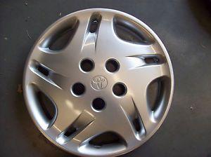 "Toyota Sienna Hubcap Wheel Cover 2001 2002 2003 15"" Sienna Hubcap 61112"