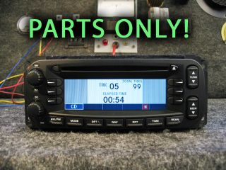 RB4 Chrysler Dodge Jeep GPS SAT Radio DVD Navigation CD Player P56043286AD RB1