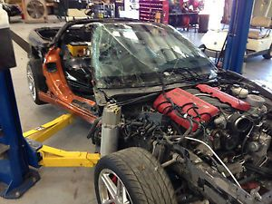 2007 Corvette Z07 GTM Kit Car Foundation Parts