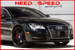 """20"""" XO Caracas Matte Black Concave Wheels Rims Fits Benz W221 S400 S550 S600 S65"""