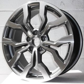 Audi Wheel 18 Gunmetal