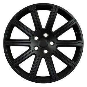 "22"" Matte Black Range Rover Wheels Rims Fit Range Rover Sport Supercharged 2002"