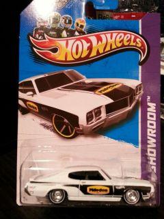 Hot Wheels 2014 Treasure Hunt 1970 Buick GSX VHTF