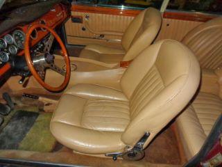Maserati Other 4 7 with Borrani Wire Wheels