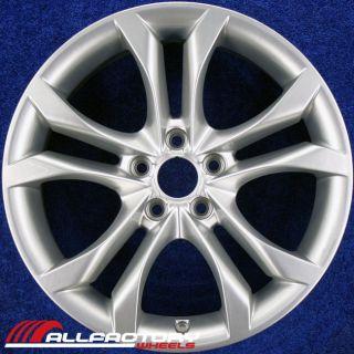 "Audi A5 19"" 2013 13 Factory Wheel Rim Silver 58913"
