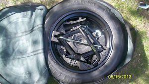 Volvo C70 Spare Tire and Wheel Kit