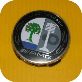 AMG Wheel Center Caps Mercedes Benz Rim Emblem Hub