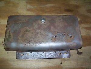 1965 Buick Skylark Interior Glove Box Door Hinge Latch Part Dash Parts