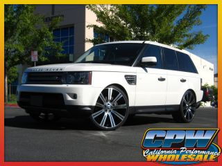 "24"" inch Wheels Rims Tires Package New for Land Rover Range Rover Sport LR3 LR4"