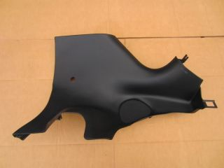 2001 Chevrolet Corvette C5 Z06 Rear Drivers Side Interior Quarter Panel Trim