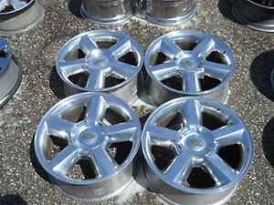 "Chevrolet GMC 20"" Alloy Wheel Rims Set 6 Lug LKQ"