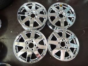 Set of 4 Buick Rendezvous Factory 16 inch Chrome Wheel Rims 333