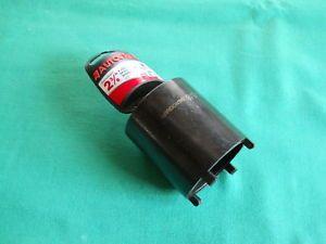 4 Prong Wheel Bearing Spindle Nut Socket Tool Dana 44 Fits Many 4x4 Front Axles