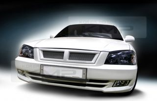 Front Radiator Hood Grill Unpainted for Kia 2001 2002 2003 2004 2005 2006 Optima