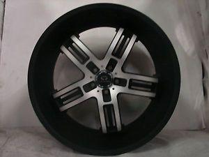 "4 22"" Lorenzo Wheels Rims Alloys 5x112 Mercedes Audi VW WL26"