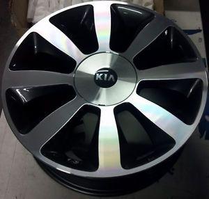 "Kia Optima 2011 2012 18"" x 7 5"" Factory Stock Wheel Rim 74653 w Center Cap"