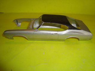 1 25 Scale Model Car Parts Johan 1972 Oldsmobile 442 Kit Body