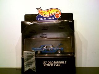 Hot Wheels Collectibles Limited Edition '57 Oldsmobile Stock Car 074299202834