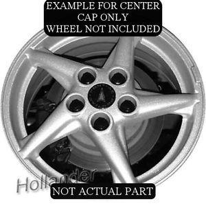 2000 Pontiac Grand Prix Wheel Center Cap Only 1008411