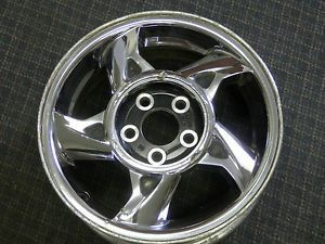 Wheel 6557 Chrome Clad Pontiac Grand Am 16x6 5 Bolt Pat 5x115 UWHEEL1