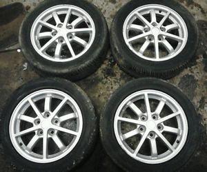"16"" Mitsubishi Eclipse Wheels Factory Set of 4 16x6 00 01 02 Alloy Rims"