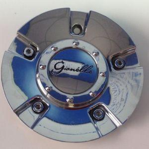 """Gianelle Chrome Wheel Center Cap PN 502L175 6 75"""" O D Fits V5 Rims"""