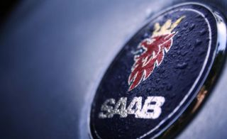 Saab Genuine 12844161 Hood Emblem Badge 9 5 9 3 9 4X Saab Parts NA