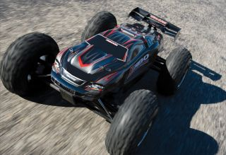 Traxxas E Revo Brushless Mamba Monster 2012 Ver 65 MPH