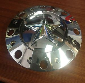 KMC XD Series Rockstar 775 XD775 Chrome Wheel Center Cap 1001775 20x8 5 22x9 5