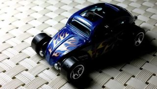 Hot Wheels Custom VW Volkswagen Beetle HW Racing '12 Diecast Car 6 10 Mint