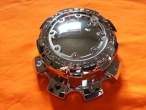 Ultra Motorsports Wheel Rim Chrome Center Cap 51241680F 2 89 9880