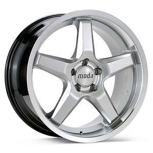 """BMW Moda MD5 19"""" Staggered Wheels"""