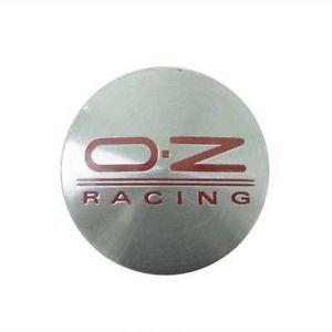 1 x oz Racing Wheel Rim Center Cap Decal Logo 56mm 5 6cm
