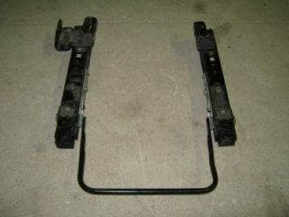 97 11 12 Chevy Express GMC Savanna Van OE LH Drivers Bucket Seat Slide Track