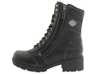 Harley Davidson Tessa Womens Lace Up Boot Shoes All Sizes