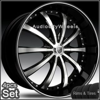"""24"""" Wheels and Tires for Land Range Rover Lexani Rims"""