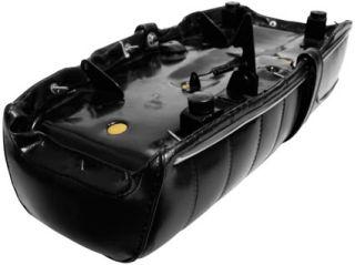 Genuine Kawasaki GA1 GA2 GA3 GA5 Complete Dual Seat Saddle Assembly