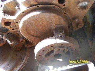 Chevy 305 Motor Block Engine Core Parts Camero Corvette Dirt Track