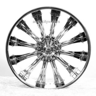 "26""inch Wheels and Tires for Land Range Rover FX35 Rims"
