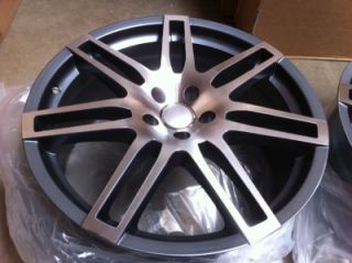 "20"" Audi RS4 Style Wheels Rims Fits Audi A4 A5 A6 A7 A8 S5 S6 S8"