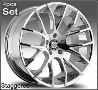 22inch Giovanna for Mercedes Benz Wheels Rims S550 Ml