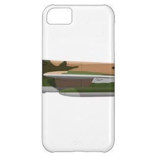 Republic F 105 Thunderchief Cover For iPhone 5C