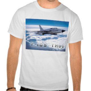 F 105 THUD SHIRTS