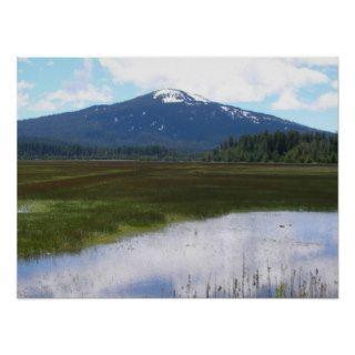 Robinson Butte Dormant Volcano Print
