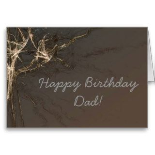 Happy Birthday, Dad! Cards